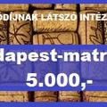 Dugódíj vagy Budapest-matrica?