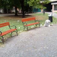 Miért szemetesek a budavári parkok?