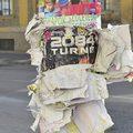 Plakát, kampány, városkép