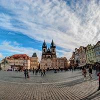 Fotócsütörtök - Prágában jártunk...