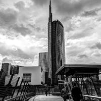 Fotócsütörtök - Felhőkarcoló a felhők között