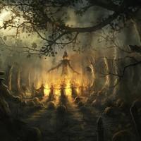 Monday Morning Mood - Október 31.: All Hallows' Eve