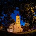 Fotócsütörtök - Kékóra a Mátyás téren