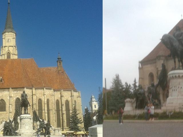 """""""Szép város Kolozsvár, majd ott lakunk a Szamosnál..."""""""
