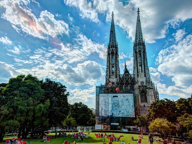 Fotócsütörtök - Bécsi görbület
