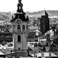 Fotócsütörtök - Szegedi tornyok