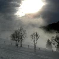 Fotócsütörtök - Ház a ködben