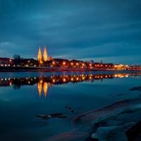 Fotócsütörtök - Szegedi látkép kékórában