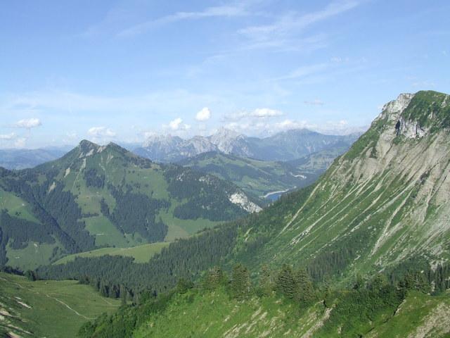 Fotócsütörtök - Svájci hegyek
