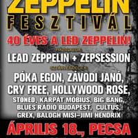 Led Zeppelin Fesztivál - 2008.04.18.