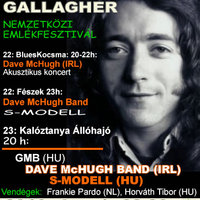 Rory Gallagher Emlékfesztivál - Budapest, Január 22-23.