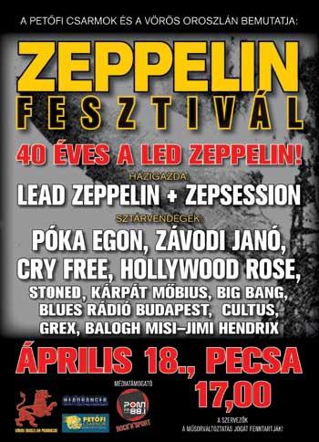 Led Zeppelin Fesztivál