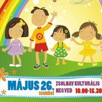 Gyermeknap a Zsolnay Kulturális Negyedben
