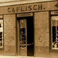 A Caflisch az új Dante