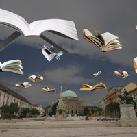 Ünnepi Könyvhét: Pécsett, a Tudásközpontban