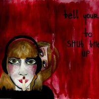 Lovas Nusi SZOBÁBA zárt festői világa Jimi Hendrixszel