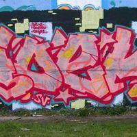 Legális graffiti élőben a Szobában