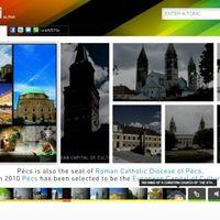 Látványos demo Pécsről a wikipédia új oldalán