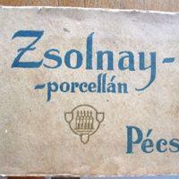 Zsolnay relikviák kerestetnek!