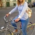 """""""A kerékpározás nekem mással össze nem hasonlítható szabadságérzést ad."""""""