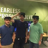 """EPAM VR Lab: """"Új technológiák jelennek meg, ezért fontos, hogy ezekkel, vagyis ezek előtt haladjunk."""""""
