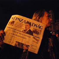 Megpuccsolt sajtószabadság