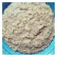 Fahéjas – Almás Porridge fügével