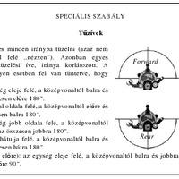 Alapszabályok 4. - Lövés