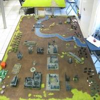 Harracudai fosztogatás - Battle Report