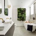 Ilyen idén a divatos fürdőszoba