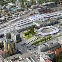 Alagút épül a villamosoknak Grazban
