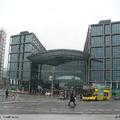 Négy éves a berlini főpályaudvar