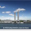 Négytornyos híd Bordeaux-ban