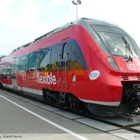 Talent2 vonatokat rendelt a DB