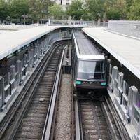 Automata üzem Párizs 1-es metró vonalán