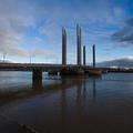 Elkészült a négytornyos híd Bordeaux-ban
