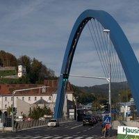Új híd Bruck an der Murban