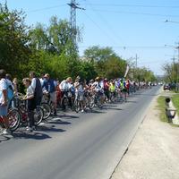 Kerékpáros hétvége
