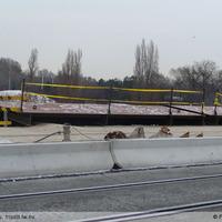Bakdaruk a Margit hídon