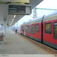 Buszpótló vonat
