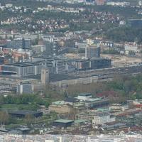 Stuttgart 21: bontják a pályaudvart