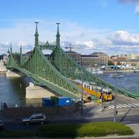 Elkészült a Szabadság híd