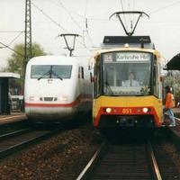 Fejlesztések Karlsruhe-ben