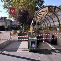 Közlekedési káosz Milánóban