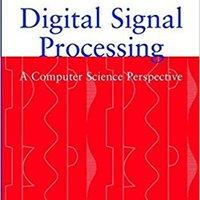 `PORTABLE` Digital Signal Processing: A Computer Science Perspective. permits Entrega Telefono ocasion planto Doedd about Teresa