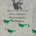 Gandhi a Domus falán