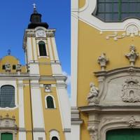 Székesfehérvár leggyönyörűbb templomai