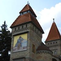 A Bory-vár közelről