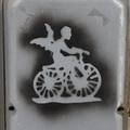 Még egy biciklis tündért találtam