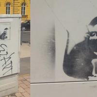 Banksy Fehérváron?